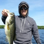 Dave - Indian Lake - 4+ lbs. - May 29, 2014