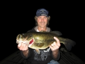My biggest fish of my first night trip for 2012