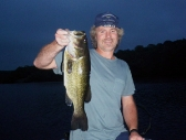 RI Freshwater Angler & Bass Fishing Guide Curt Snow